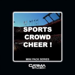 Sports Crowd Cheer