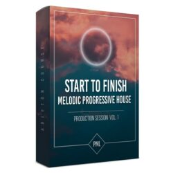 Production Session Vol. 1 - Start to Finish Course Melodic Progressive House