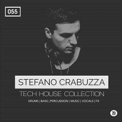Stefano Crabuzza: Tech House Collection WAV