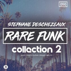 Stephane Deschezeaux Rare Funk Collection 2 WAV MIDI
