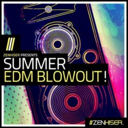 Summer EDM Blowout WAV MIDI