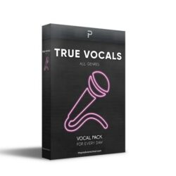TPS True Vocals - Modern EDM & Pop Vocals WAV