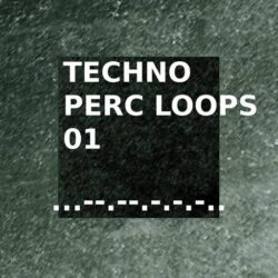 Techno Perc Loops 01