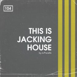 This Is Jacking House By Jo Paciello WAV