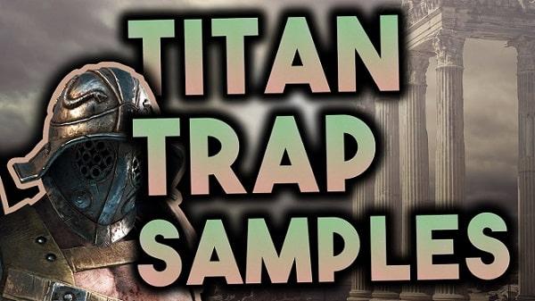 Titan Trap Sample Pack (Snares, Kicks, Presets & Kits)