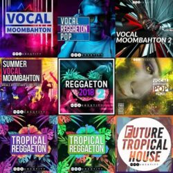 AUDENTITY - Tropical Reggaeton & Moombahton Bundle
