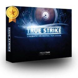 ProjectSAM True Strike 1 v1.1 KONTAKT [Cinematic Orchestral Percussion]