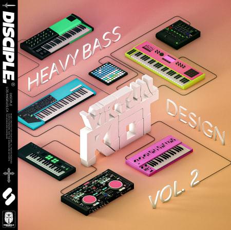 Virtual Riot Heavy Bass Design Vol.2 WAV