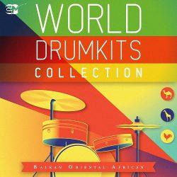 EarthMoments World Drumkits Collection WAV