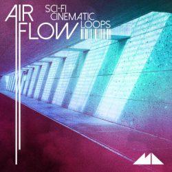 ModeAudio Airflow - Scifi Cinematic Loops WAV