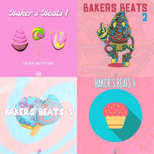 Bakers Beats Vol.1-4