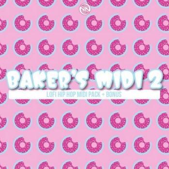 Bakers MIDI Vol.2