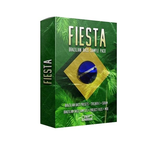 FIESTA - Brazilian Bass Sample Pack