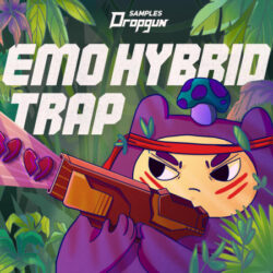 Dropgun Samples Emo Hybrid Trap WAV