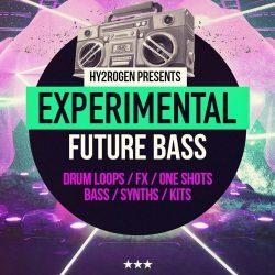 Hy2rogen Experimental Future Bass Sample Pack