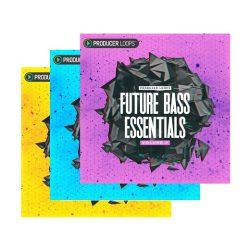 Producer Loops Future Bass Essentials Vol.1-3 WAV MIDI