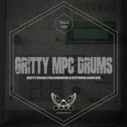 Gritty MPC Drums