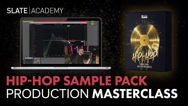 Slate Academy Hip-Hop Production Deep Dive Masterclass TUTORIAL