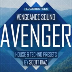 House & Techno Avenger Scott Diaz