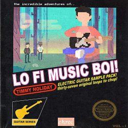 Chroi Music Lo Fi Music Boi - Electric Guitar Sample Pack WAV