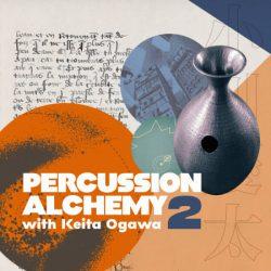 RARE Percussion Percussion Alchemy Vol. 2 with Keita Ogawa WAV
