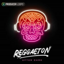 Producer Loops Reggaeton After Dark WAV MIDI