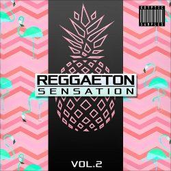 Kryptic Reggaeton Sensation Vol.2 WAV MIDI