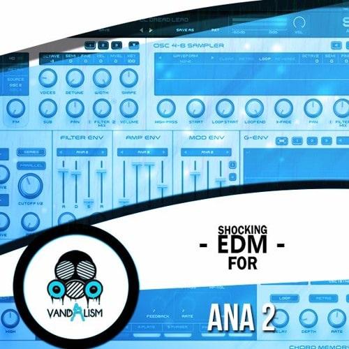 Shocking EDM For Sonic Academy ANA 2
