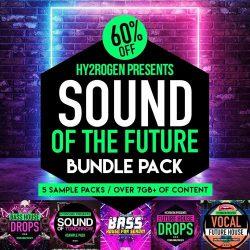 Hy2rogen Sound Of The Future Bundle MULTIFORMAT
