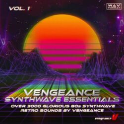 Vengeance Synthwave Essentials 1 WAV