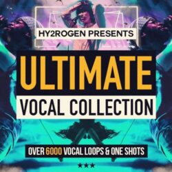 Hy2rogen Ultimate Vocal Collection (Sample Pack)