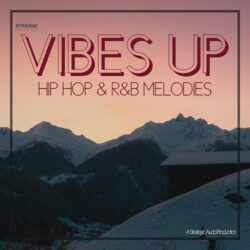 Strategic Audio Vibes: Up Hip Hop R&B Melodies WAV