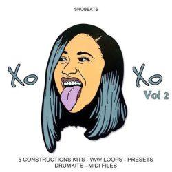 Shobeats XOXO Vol.2 WAV MIDI