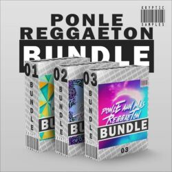 Kryptic Samples Ponle Reggaeton Bundle