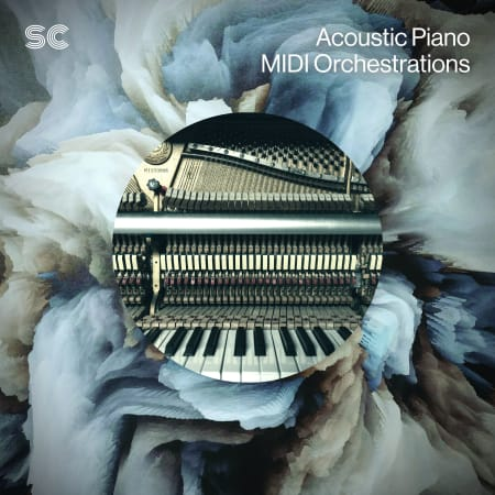 Sonic Collective Acoustic Piano and MIDI Orchestrations