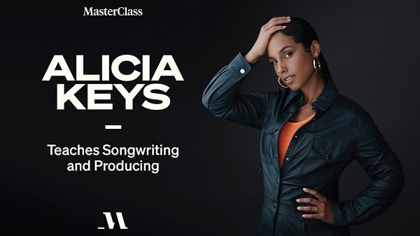 Alicia Keys Teaches Songwriting & Producing