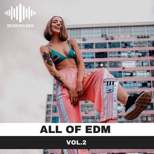 Seven Sounds All Of EDM Vol.2 WAV MIDI