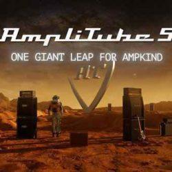 AmpliTube 5 Complete v5.0.1