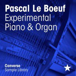 Converse Sample Library Pascal Le Boeuf Experimental Piano and Organ WAV