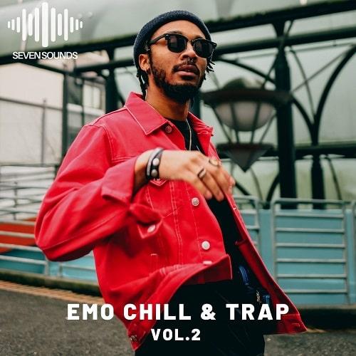 Seven Sounds Emo Chill & Trap Vol.2 WAV MIDI