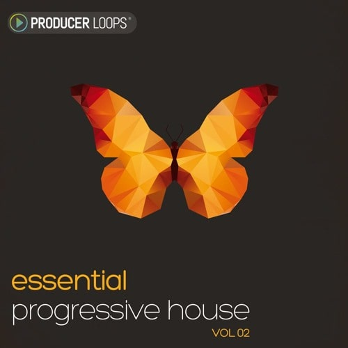 Producer Loops Essential Progressive House Vol 02 WAV