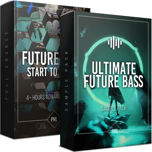 PML Future Bass & Remix Full Course + UFB Sample Pack