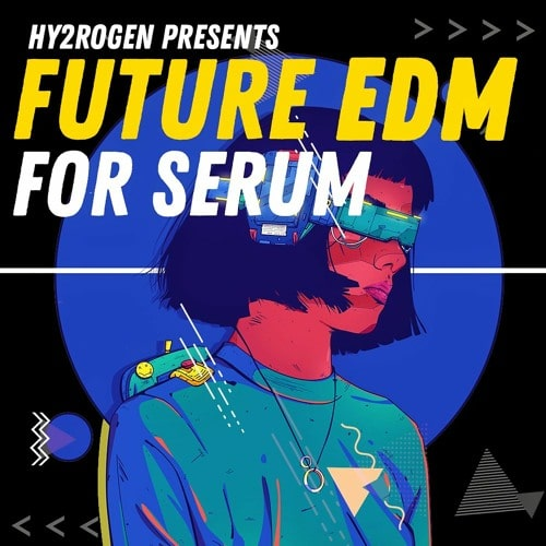 HY2ROGEN Future EDM For Serum