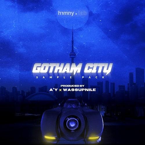 HRMNY Gotham City: Trap Sample Pack