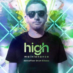 High Maintenance - Dancefloor Drum & Bass WAV