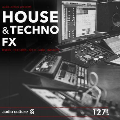 Audio Culture House and Techno FX WAV