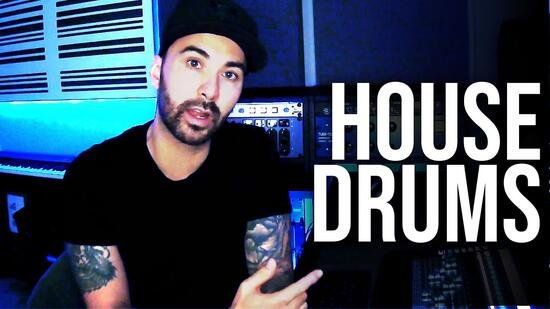 MyMixLab How To Mix House Drums TUTORIAL