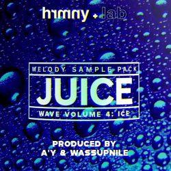 HRMNY Juice Wave Vol.4 - Trap & Drill Melodies