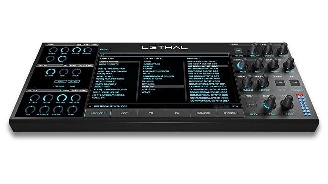 Lethal Audio Lethal v1.0.20 VST AU AAX [WIN & MACOSX]