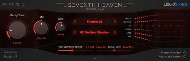 LiquidSonics Seventh Heaven Professional v1.3.3